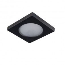 Šviestuvas FLINI BLACK IP44/20 SQUARE